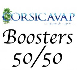 Booster de nicotine 50/50