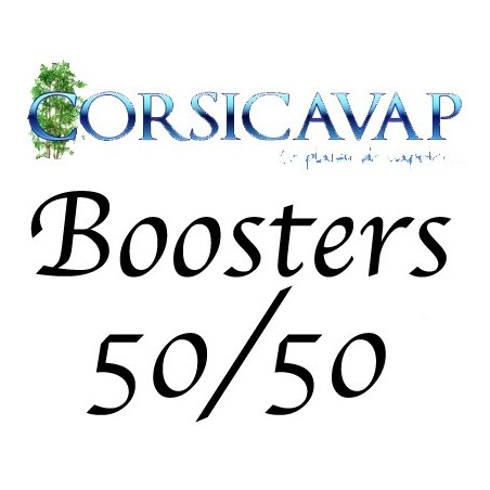 Booster 5050 18mg