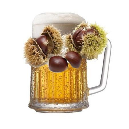 Bière à la Châtaigne Corse