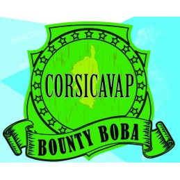 Bounty Boba 0mg 5050