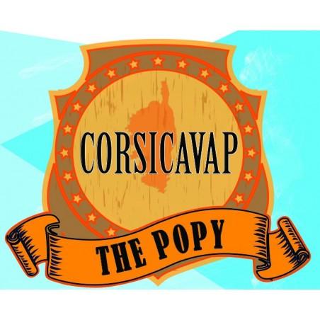 The Popy Prêt à vaper 0mg 5050