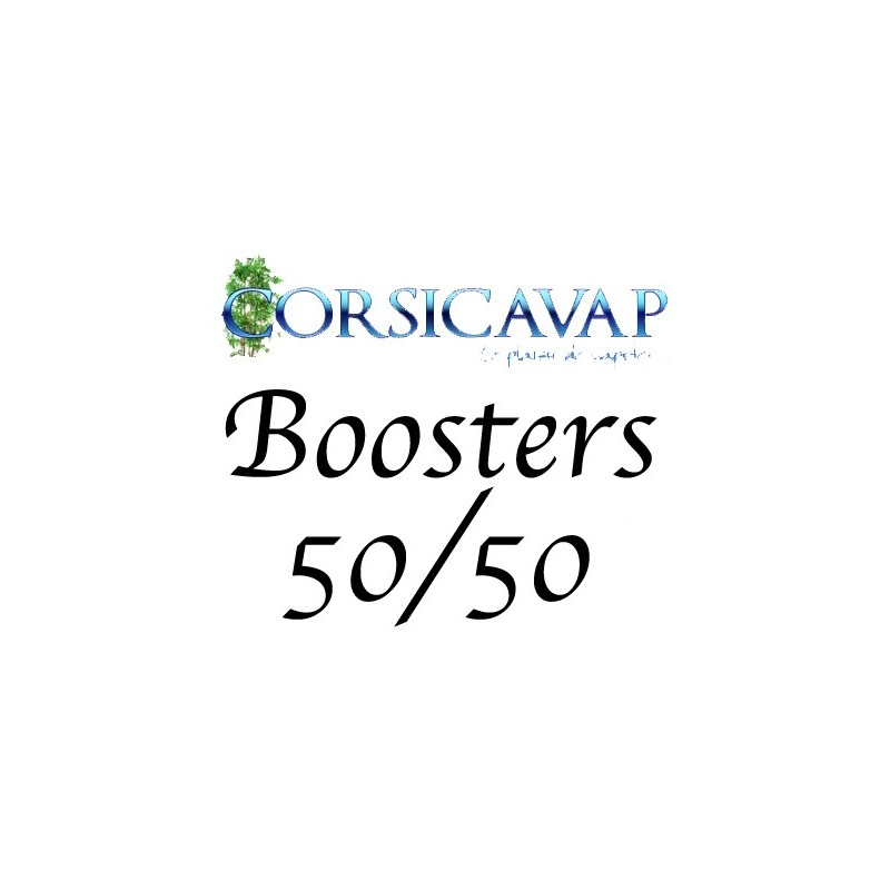 Pack 10 boosters 5050