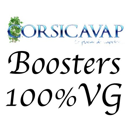 Booster de nicotine 100VG